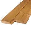 Thermowood grenen channelsiding rabat 28x125mm (werkend 125mm) - geschaafd - kunstmatig gedroogd (kd 8-12%) - thermisch gemodificeerd grenen hout (thermohout)
