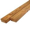 Thermowood grenen rhombus deel - profiel - plank 28x70mm - geschaafd - kunstmatig gedroogd (kd 8-12%) - thermisch gemodificeerd grenen hout (thermohout)