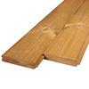 Thermowood grenen vellingdeel (T&G) 28x143 mm - geschaafd - kunstmatig gedroogd (kd 8-12%) - thermisch gemodificeerd grenen hout (thermohout)