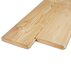 Siberisch lariks vellingdeel 21x143mm - tong & groef plank - geschaafd - kunstmatig gedroogd (kd 18-20%)