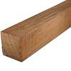 Azobe balk 200x200mm - ruw (fijnbezaagd) - tropisch hardhout ad (aangedroogd)