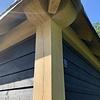 Eiken balk 90x90mm - Geschaafd Eikenhout - vanaf 100 cm