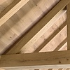 Eiken balk 140x140mm - Geschaafd Eikenhout - vanaf 100 cm