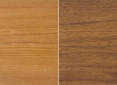 Thermowood houtsoorten