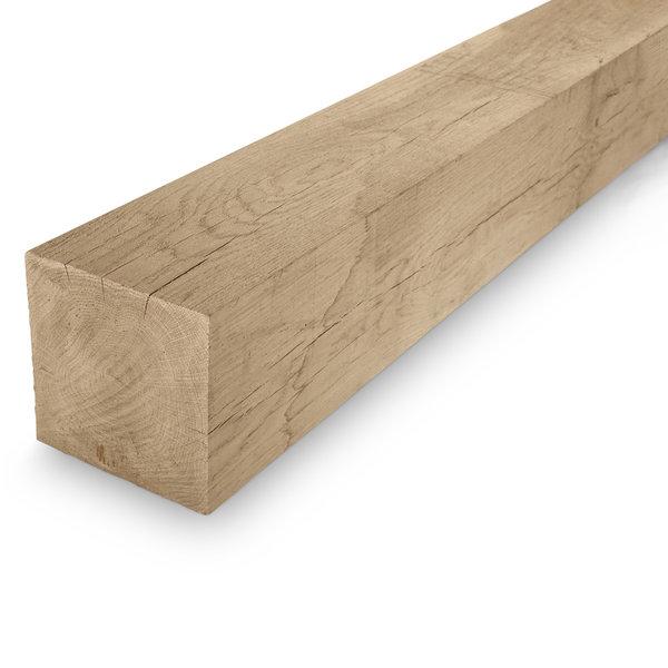 Eiken Balk 150x150mm fijnbezaagd (ruw)