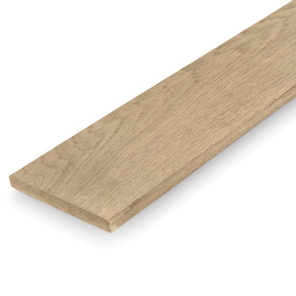 Eiken Plank 21x143mm geschaafd