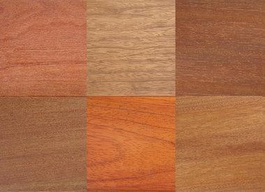 Schroeven per houtsoort