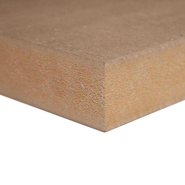 MDF Medite - 38 mm - 244x122 cm - naaldhout - E1 - onbehandeld glad geschuurd - CE keurmerk - FSC mix
