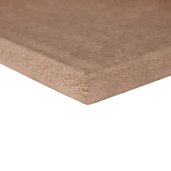 MDF Medite - 25 mm - 305x122 cm - naaldhout - E1 - onbehandeld glad geschuurd - CE keurmerk - FSC mix