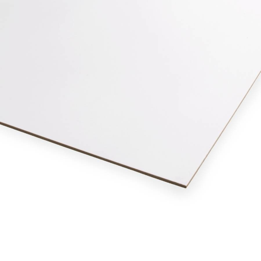Populieren Multiplex wit gegrond - 15 mm - 250x122 cm - Topprime interieurplex - CE2+ - tweezijdig wit - PEFC 70%