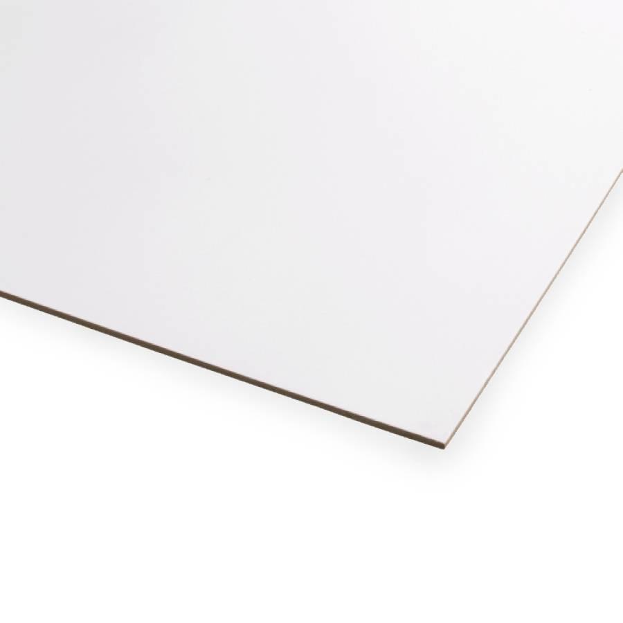 Populieren Multiplex wit gegrond - 18 mm - 250x122 cm - Topprime interieurplex - CE2+ - tweezijdig wit - PEFC 70%