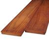 Padouk / Padoek B-fix (blinde bevestiging) classic rabat deel 21x120mm geschaafd - ad (aangedroogd) - tropisch hardhout