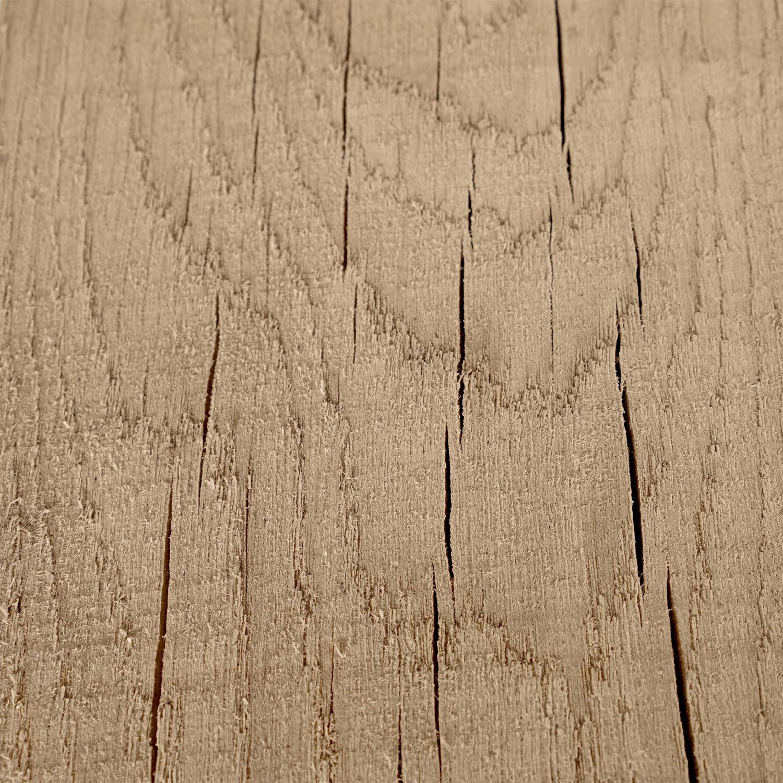 Eiken plank 27x160 mm - Fijnbezaagd en kunstmatig gedroogd Eikenhout (kd 8-12%)