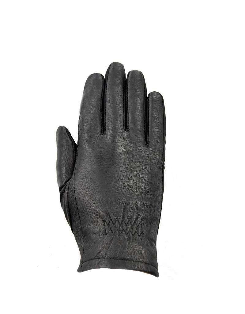 Laimböck Laimböck touchscreen leren dameshandschoen, model Mesero