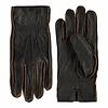 Laimböck  Leather men's gloves with a vintage look model Noja