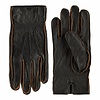 Laimböck Leren handschoenen heren met vintage uitstraling model Noja