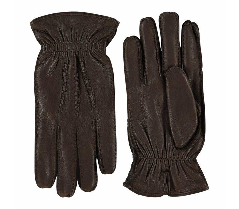 Hirschleder Herren Handschuhe  Modell Hitchin