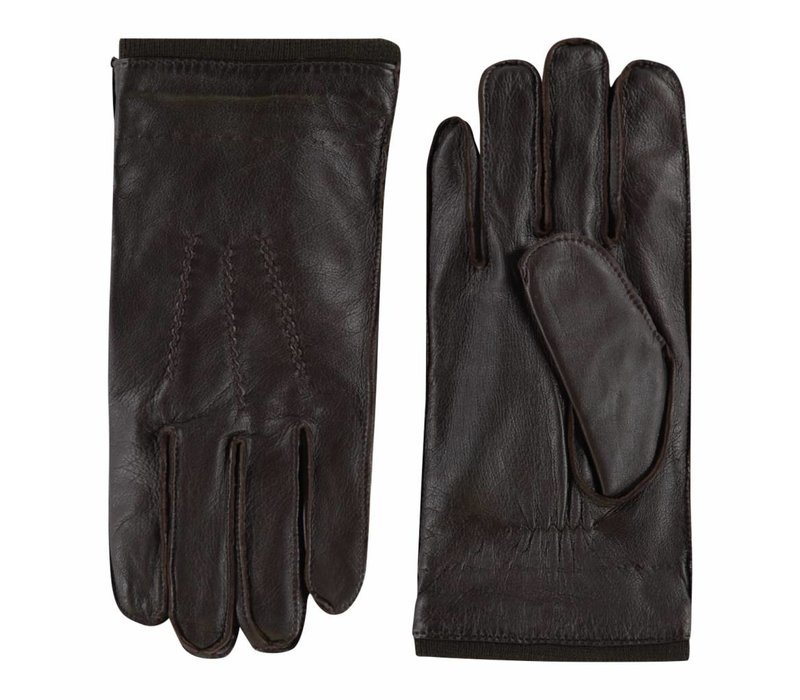 ough leather men's gloves model Perugia