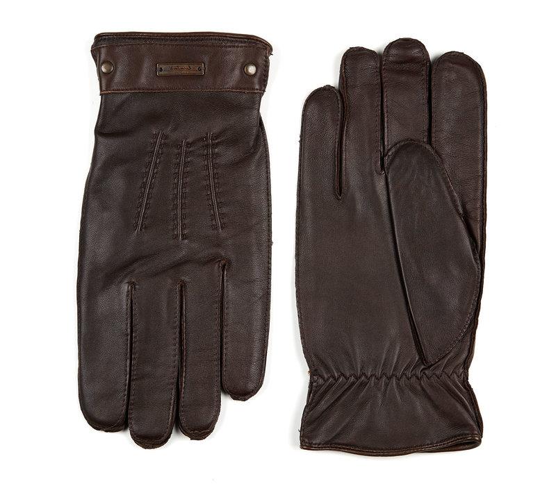 Leder Herren Handschuhe Modell Bloxham