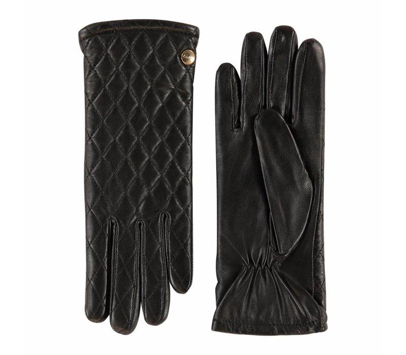 Klassieke leren handschoenen dames model Landete