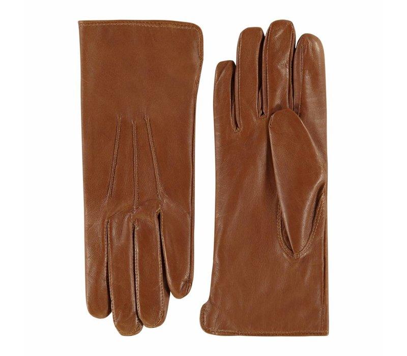 Leren dames handschoenen model London