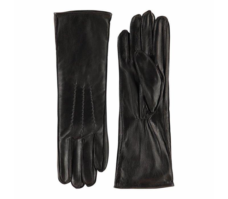 Long nappa leather ladies gloves model Reinoso