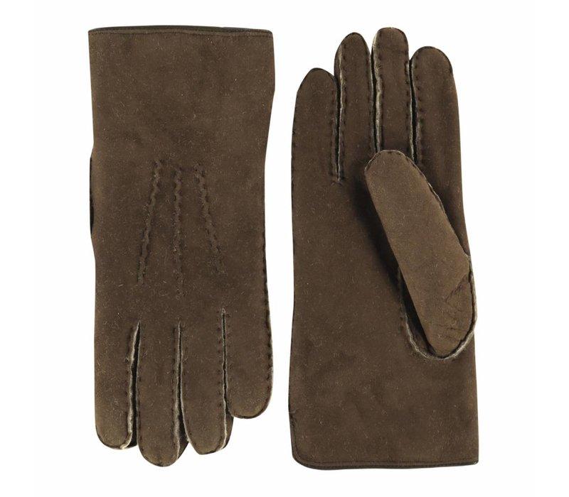 Herren Handschuhe aus Portugiesisches Lammpelz Modell Motala