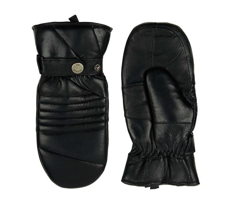 Leather ladies mittens model Surrey