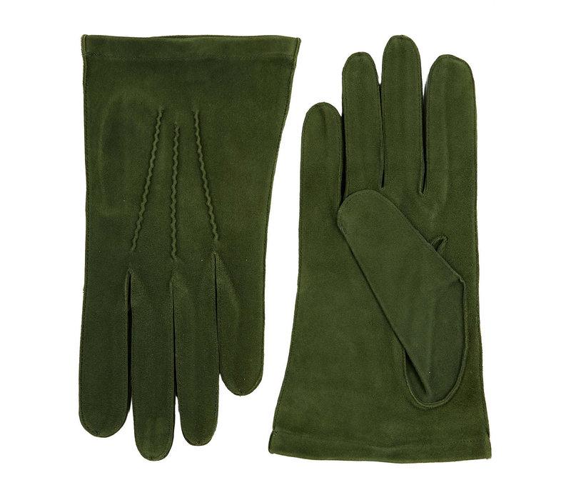 Suede men's gloves model Aprica