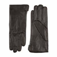 Leather ladies gloves model London