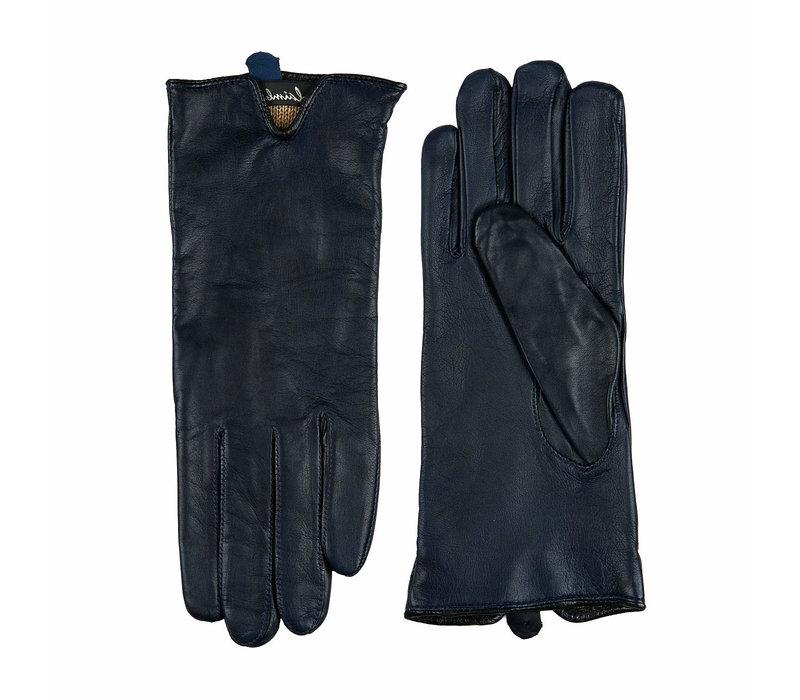 Leren dames handschoenen model Sirmione