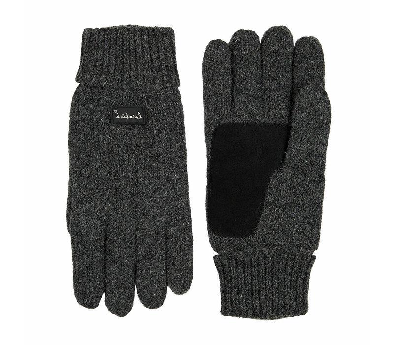 Wollen heren handschoenen met thinsulate voering  model Nebra