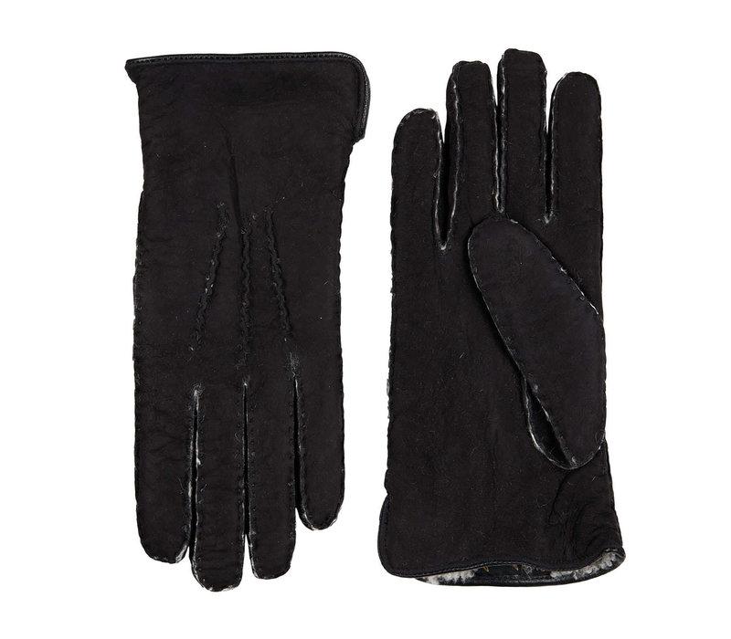 Lammpelz Herren Handschuhe Modell Trondheim