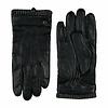 Laimböck Leren handschoenen heren met wollen manchet model Thornbury