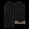 Laimböck Leren handschoenen dames met wollen voering model Dover