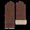Laimböck Lammy handschoenen dames met omgeslagen boord model Helsinki