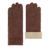 Laimböck  Lammy ladies gloves with turned-up cuff model Helsinki