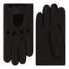 Laimböck  Peccary leather men's driving gloves model Nevada