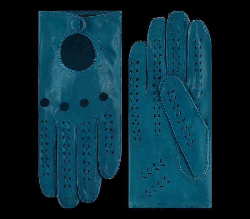 Ungefüttertere Leder Damenhandschuhe Modell Formia