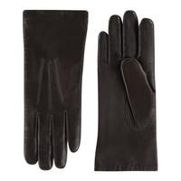 Leather ladies gloves model Aberdeen