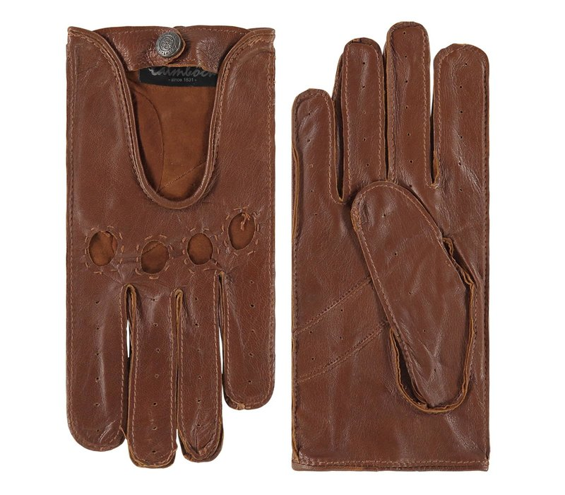 Leather ladies driving gloves model Mackay
