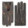 Laimböck Vintage look leather driving gloves for men model Gladstone