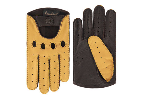 Laimböck Driving gloves Men Laimböck Popoli