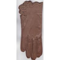Leren dames handschoenen model Altea