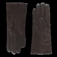 Cashmere gevoerde leren handschoenen dames model Wolverhampton