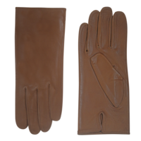 Unlined leather men's gloves model Collaroy