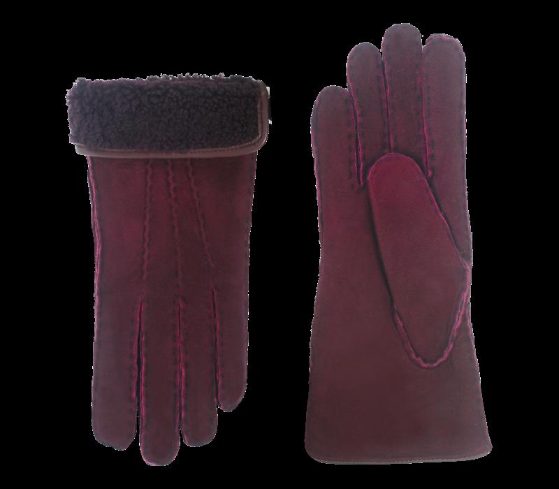 Lammpelz Damenhandschuhe Modell Vantaa