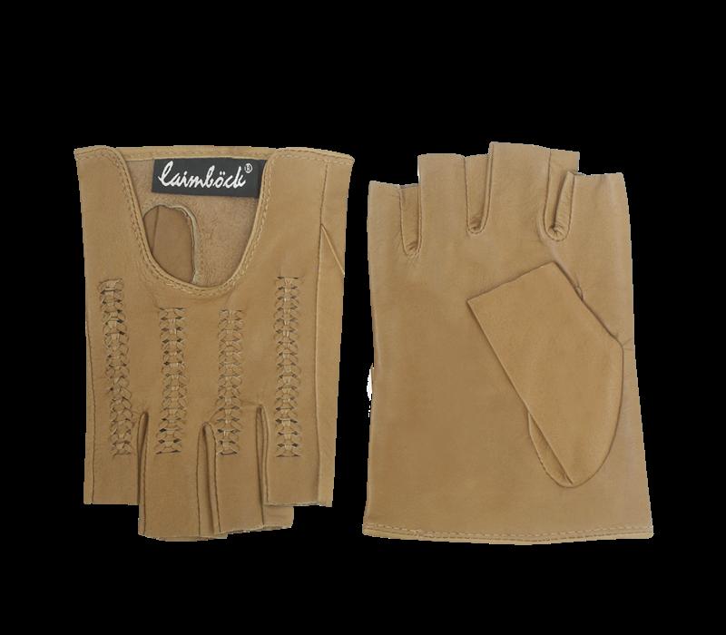 Leren handschoenen dames model Saltillo