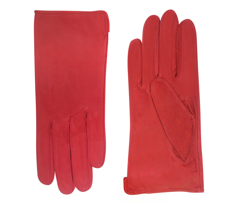 Unlined leather ladies gloves model Cancun