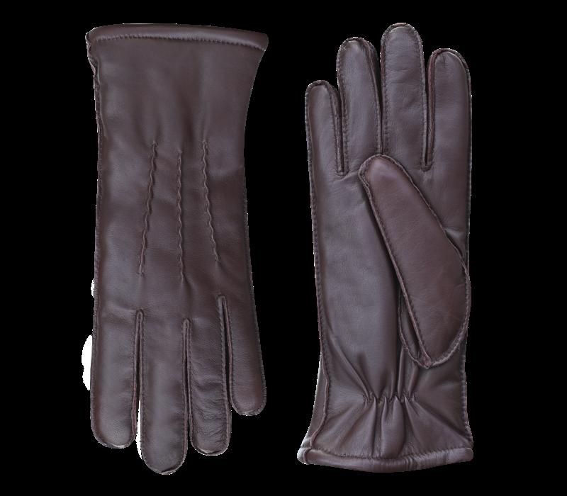 Leather gloves ladies model Cabora